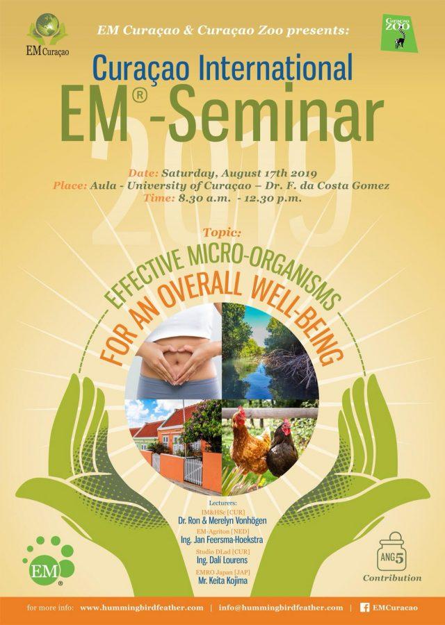 Curaçao International EM-Seminar 2019